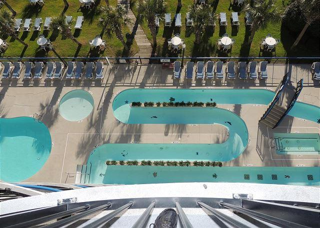Awesome View @ Boardwalk Oceanfront Towers-Myrtle Beach SC #DC7 - Image 1 - Myrtle Beach - rentals