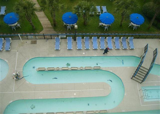 Awesome View @ Boardwalk Oceanfront Towers-Myrtle Beach SC #736 - Image 1 - Myrtle Beach - rentals