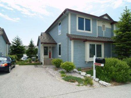 Waterfront Condo with Boat Slip - Image 1 - Manistee - rentals