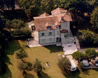 sight by plane - B&B Villa Olivetta - Emilia-Romagna - rentals