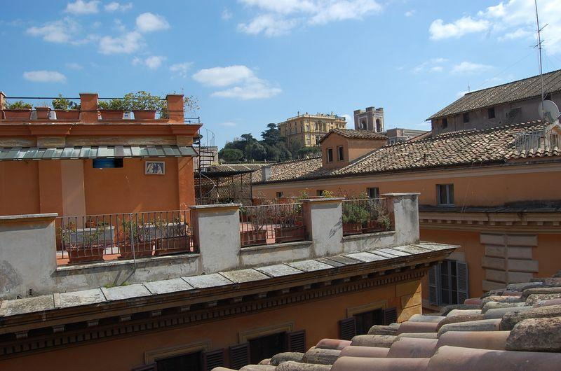 Trevi Fountain Luxury Terrace - Image 1 - Rome - rentals