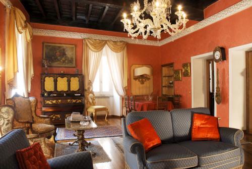 Spanish Steps Luxury Apartment - Image 1 - Rome - rentals