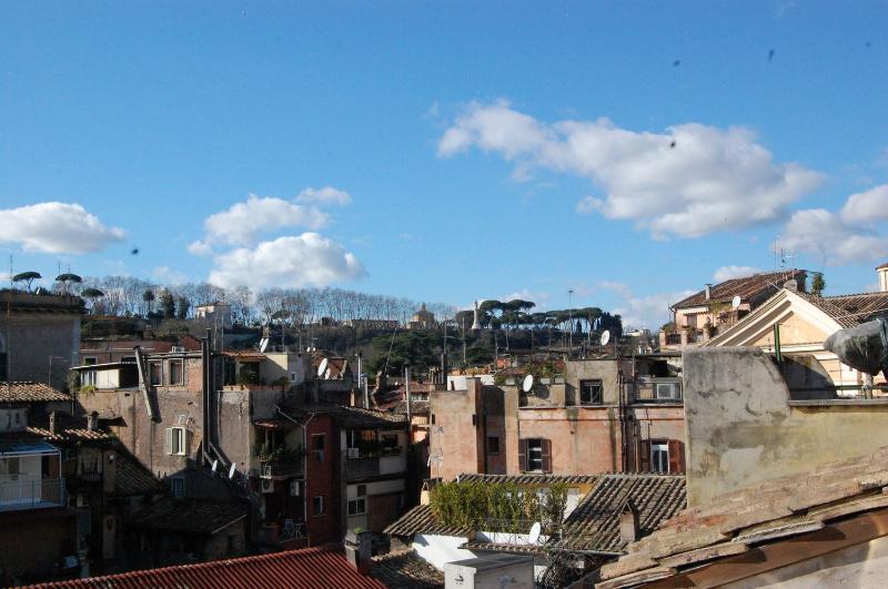 Benedetta Terrace Apartment - Image 1 - Rome - rentals