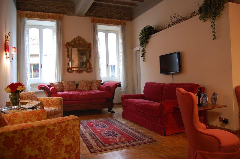 Corso Charming Apartment - Image 1 - Rome - rentals