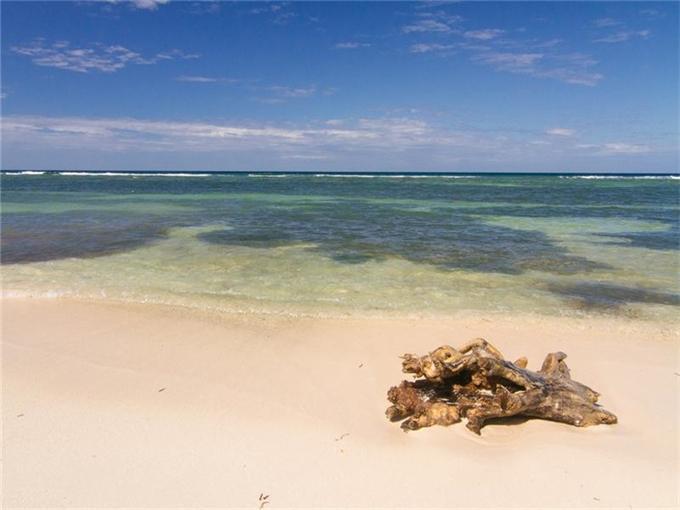 Private Beach at Villa Habana - Villa Habana,  Cayman Islands - Grand Cayman - rentals