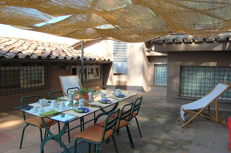 Villa Fortuny Viminale Upperfloor - Image 1 - Rome - rentals