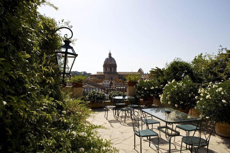 Apartment Navona Luxury Terrace - Image 1 - Rome - rentals