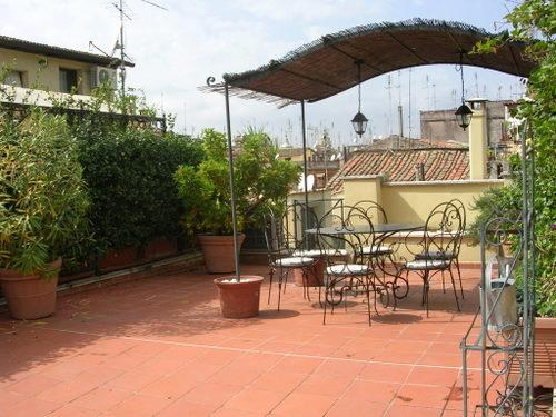 Margutta Luxury Terrace - Image 1 - Rome - rentals