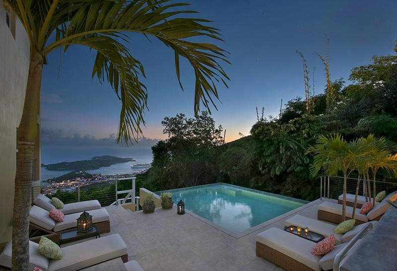 Outrigger House at Charlotte Amalie, St. Thomas - Ocean View, Gated Community, Pool - Image 1 - Charlotte Amalie - rentals