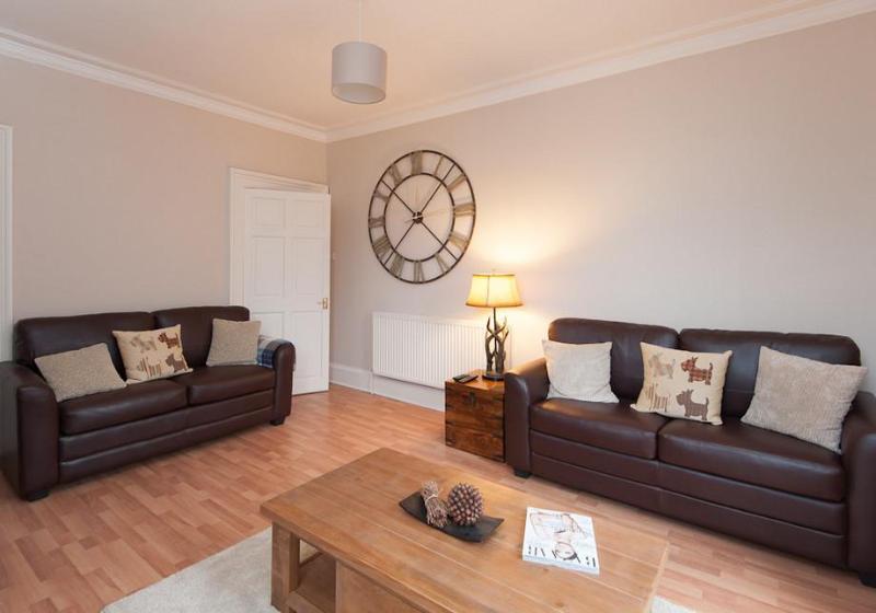 Raeburn Place Apartment - Image 1 - Edinburgh - rentals