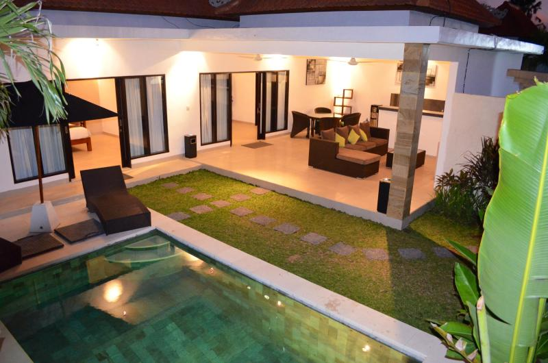 Lokasi Villa- Luxury 2BR Private Villa in the heart of Seminyak. - Image 1 - Seminyak - rentals