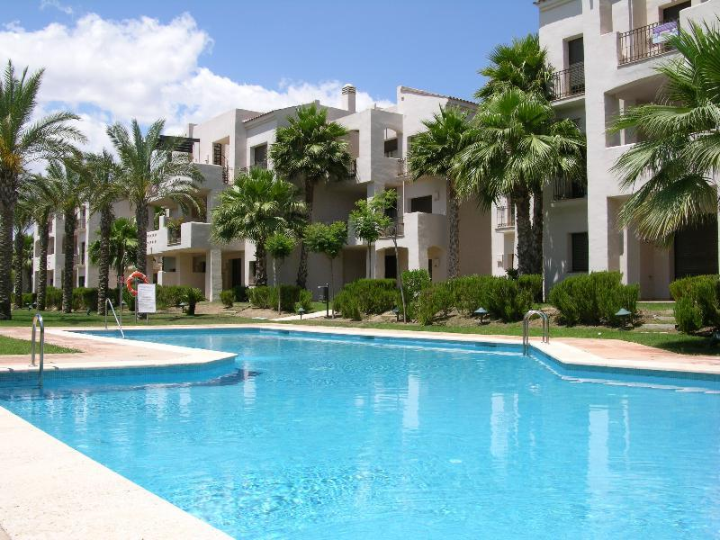 3 Bedroom Ground Floor - Communal Pool - Parking - Gated Resort - 3108 - Image 1 - San Javier - rentals