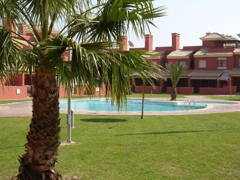 Townhouse - Poolside Location - WiFi Internet Access - Free Parking - 0207 - Image 1 - Mar de Cristal - rentals