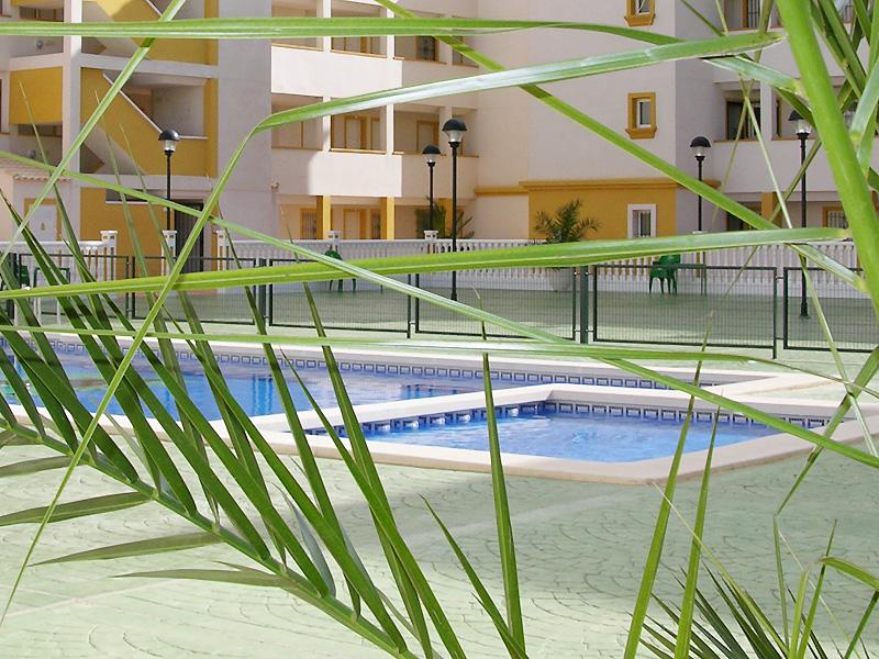 Sea View Roof Terrace - Communal Pool - WiFi Access - 5306 - Image 1 - Mar de Cristal - rentals