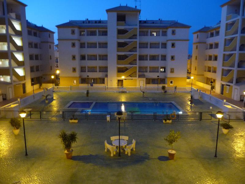 Balcony - Communal Pool - WiFi Internet Available - TV - 3806 - Image 1 - Mar de Cristal - rentals