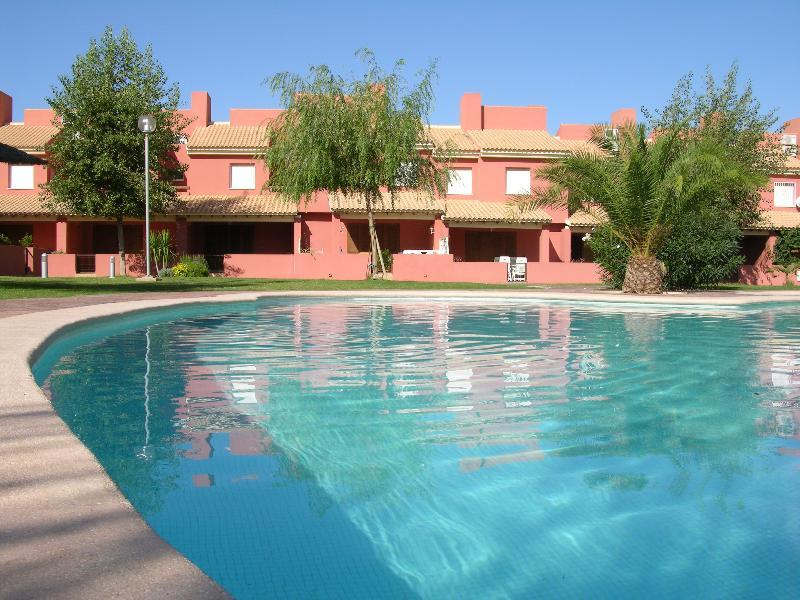 House - Patio - Communal Pool - Satellite TV - WiFi Available - 5105 - Image 1 - Mar de Cristal - rentals