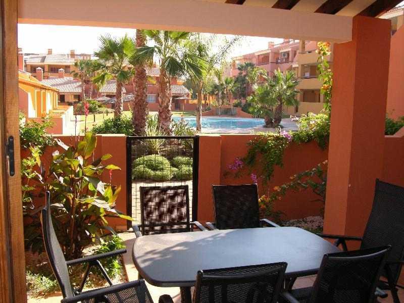 Poolside Bungalow - Patio - Roof Terrace - Communal Pool - 1607 - Image 1 - Mar de Cristal - rentals