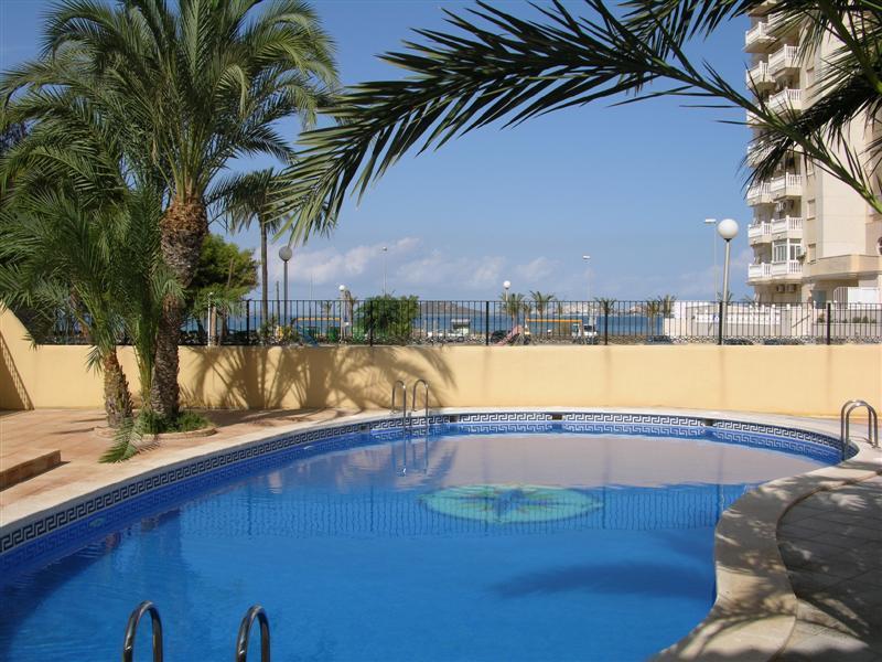 Close to Beach - Community Pool - Parking - Balcony - 1708 - Image 1 - Playa Paraiso - rentals