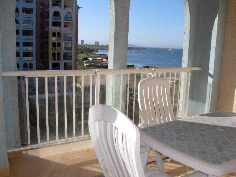 Sea and Pool View Apartment - Indoor and Outdoor Pool - Balcony - 8907 - Image 1 - Playa Honda - rentals