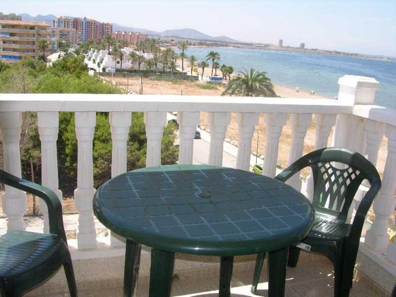 Front line Apartment - Sea View - Balcony - Communal Pools - 9907 - Image 1 - Playa Paraiso - rentals
