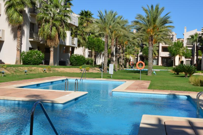 Penthouse - Private Roof Terrace - Communal Pool - Gated Golf Resort - 3708 - Image 1 - San Javier - rentals
