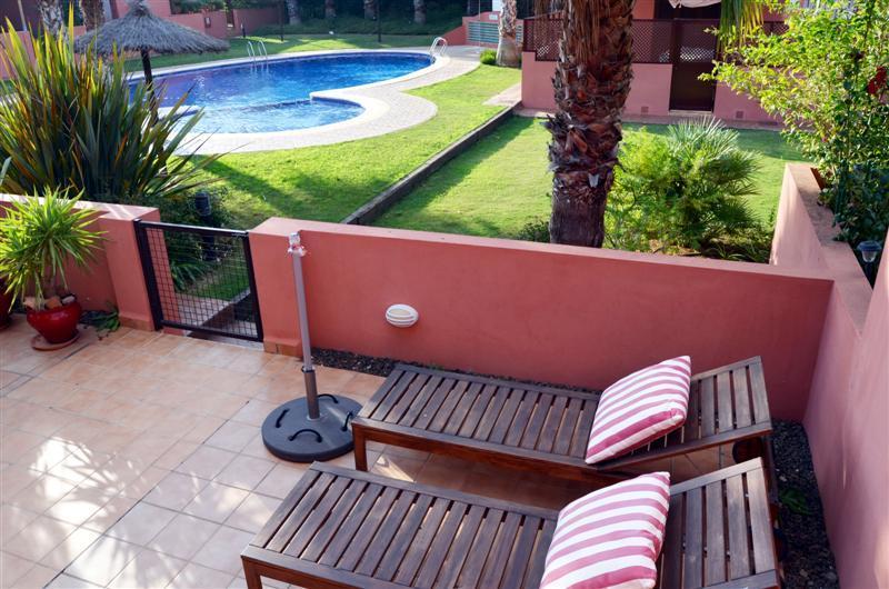 Pool View - Patio - Roof Terrace - Free WiFi - 3908 - Image 1 - Mar de Cristal - rentals