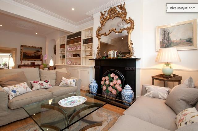 4 bed 'Lion house' - Fulham - Image 1 - London - rentals