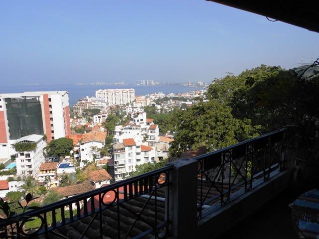 Terrace - Condo David (Hortencia) - Puerto Vallarta - rentals