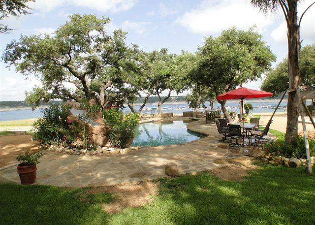 Amazing Waterfront Property - Private Pool, Hot Tub, Palapa Bar, Lake Access - Image 1 - Austin - rentals
