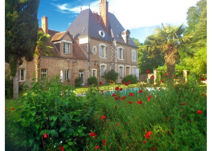 france/loire-valley/chateau-le-brun - Image 1 - Brinon-sur-Sauldre - rentals