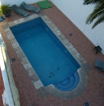 your nown private pool - CASA ROSA, heated private pool,Wi-Fi,AIRCO !! - Niguelas - rentals