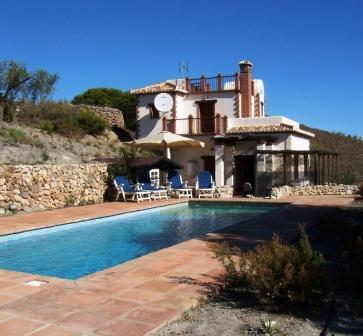 what a villa! - CASA GOLONDRINAS spectacular mountain villa 7 pers - Villamena - rentals