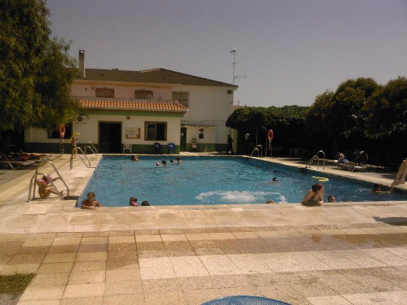 community pool 20x10 mtr. - CASA HORNO budget real spanish town house - Mondujar - rentals