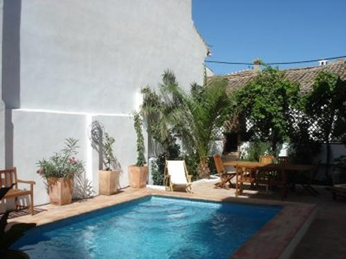 private pool - CASA JOVEZ fabulous family villa, pool, wifi - Mondujar - rentals