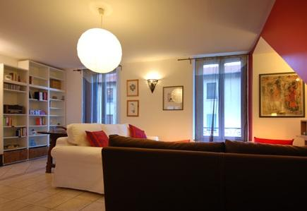 Stylish 1bdr with terrace - Image 1 - Milan - rentals