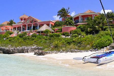 Villa Mani - Private Beach, Your Own Chef, and 33 Foot Cruiser - Image 1 - Turtle Tail - rentals