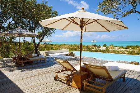 Extraordinary Tamarind - MH with beach access, fitness room and private butler - Image 1 - Parrot Cay - rentals