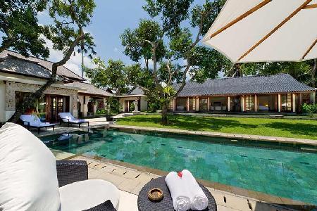 Villa San - Serene Villa with 25m lap pool, close to Ubud's Royal palace, shopping & spas - Image 1 - Ubud - rentals