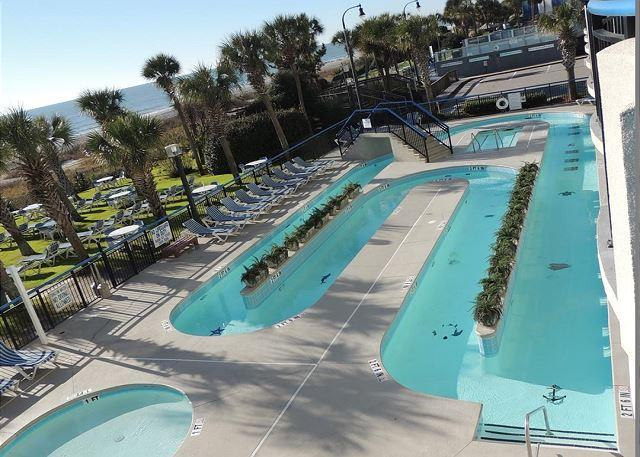Beautiful Views @ Boardwalk Oceanfront Towers-Myrtle Beach SC #1132 - Image 1 - Myrtle Beach - rentals