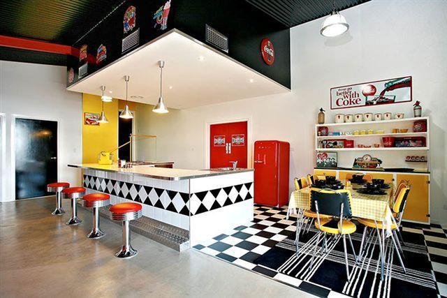 Kitchen diner - Barossa Old Garage Bed and Breakfast - Nuriootpa - rentals