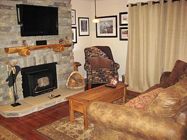 Living Room - Bigwood - BW009 - California - rentals