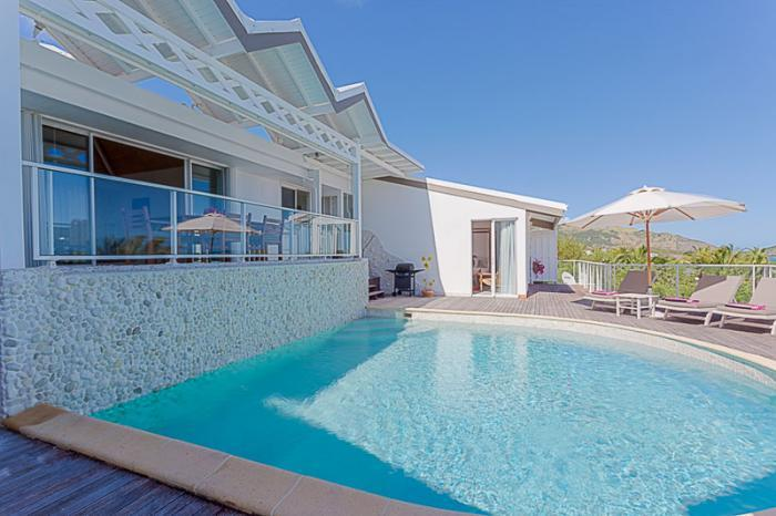 Ocean View at Orient Bay, Saint Maarten - Walk to Beach, Ocean & Sunrise Views - Image 1 - Orient Bay - rentals