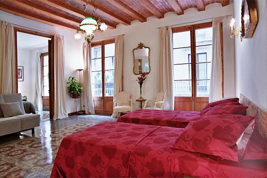 Art Nouveau Luxury apartment,Barcelona city center - Image 1 - Barcelona - rentals