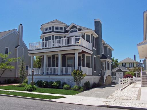257 87th Street - Image 1 - Stone Harbor - rentals
