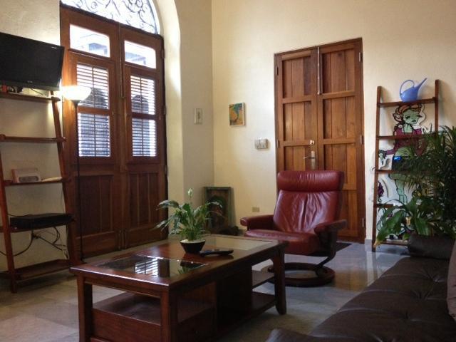 Living area - The Artsy Loft - San Juan - rentals