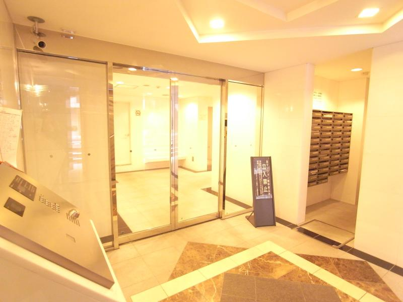 Entrance - Palace Studio Ginza Itchome (Furnished Apartment) - Tokyo - rentals