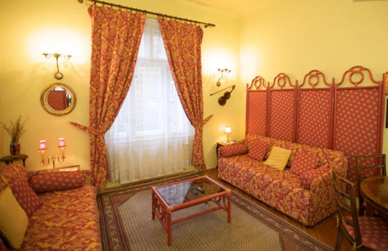 living with 2+2 sofa beds - Magic Prague Apartment -center,luxury,wifi - Prague - rentals
