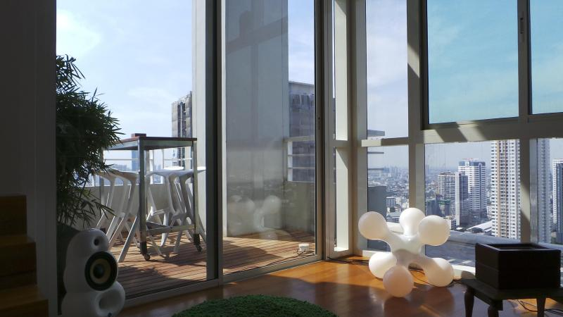 luxury 2 bedroom penthouse on Chao Phraya river - Image 1 - Bangkok - rentals