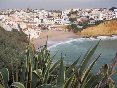 Carvoeiro Beach - Lovely two bedroom apartment, center of Carvoeiro - Carvoeiro - rentals