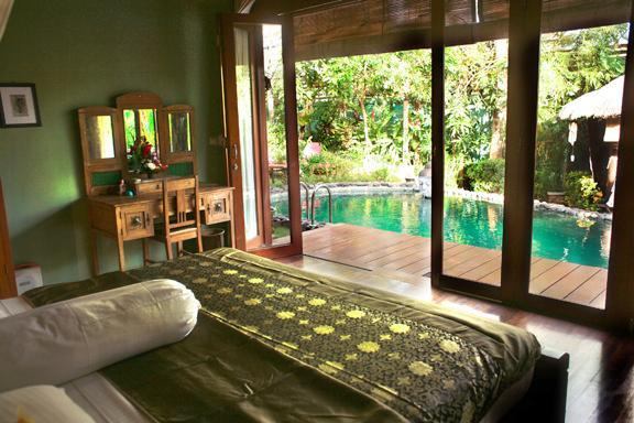 pool room - Stunning Tropical Oasis in the most ideal location - Kerobokan - rentals